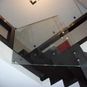 ограждение к итальянской лестнице