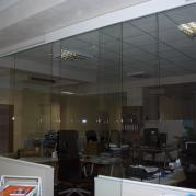 Прозрачный кабинет